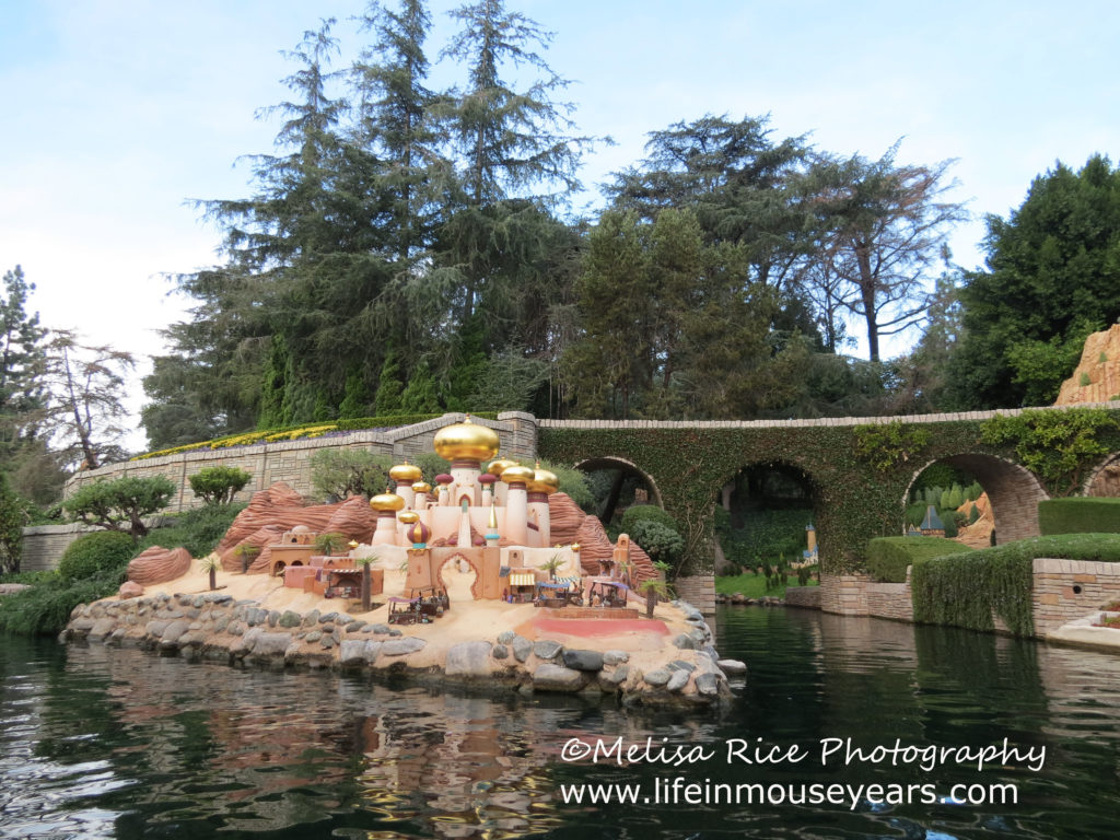 5 Secrets Storybook Land Canal Boats Disneyland
