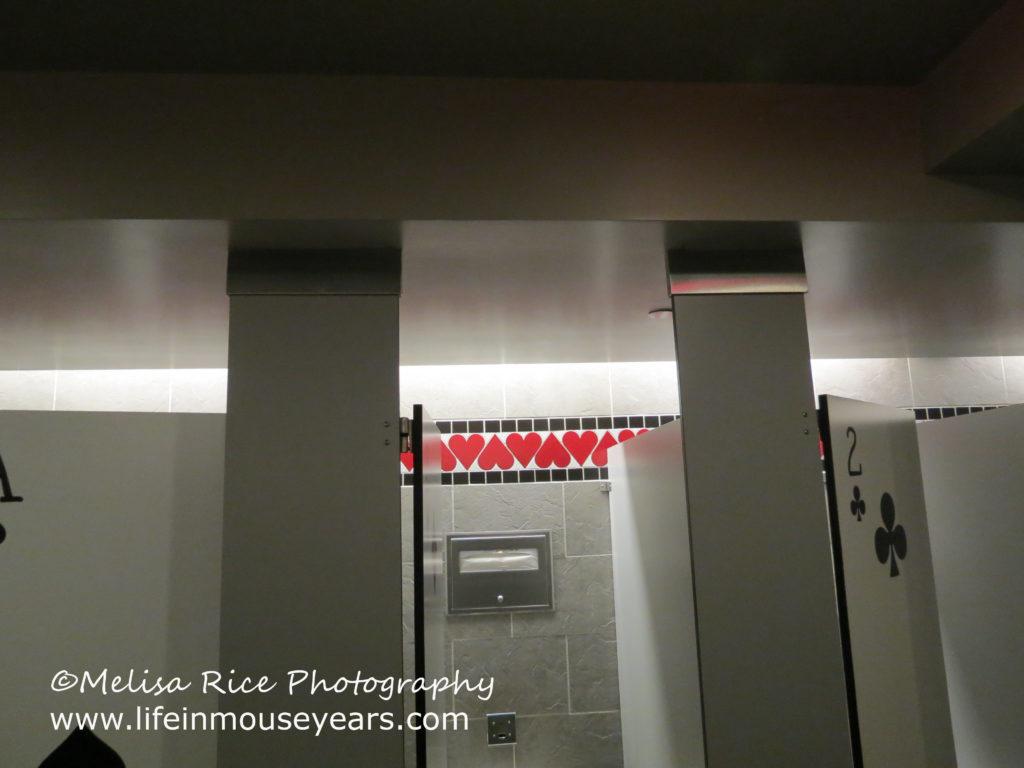 Secrets About Disneyland Bathrooms. Bathroom.