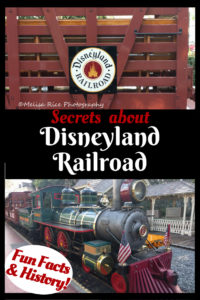 Secrets about Disneyland Railroad Life in Mouse Years #disneyland #disneylandrailroad #california #vacation