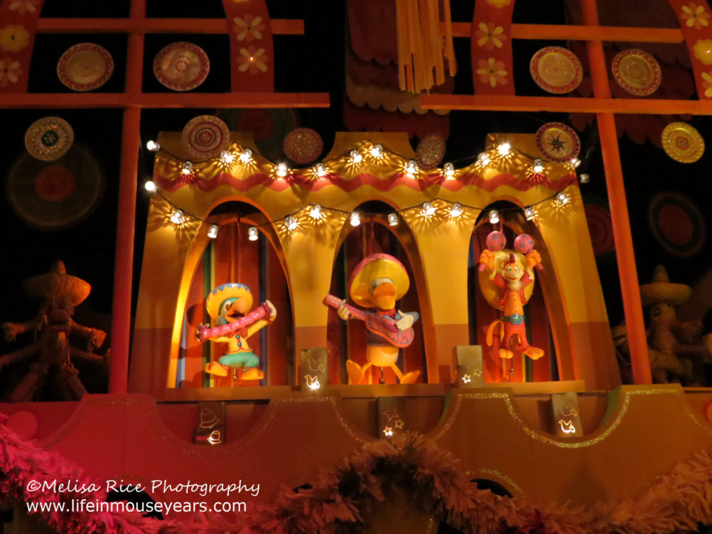 Secrets of It's a Small World. Disneyland. The Three Caballeros.