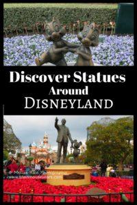 Discover Statues Around Disneyland