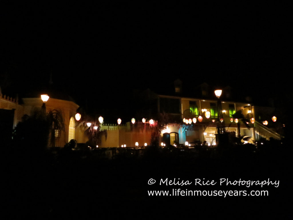 Blue Bayou Restaurant. Pirates of the Caribbean Disneyland turns 51