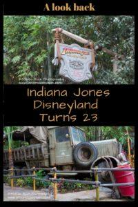 Indiana Jones Adventure Turns 23