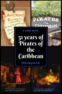 Pirates of the Caribbean Disneyland Turns 51