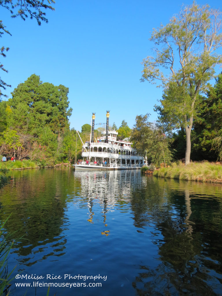 10 Secrets of Mark Twain riverboat. Disneyland