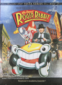 Movies to Watch Before Visiting Disneyland. Who Framed Roger Rabbit