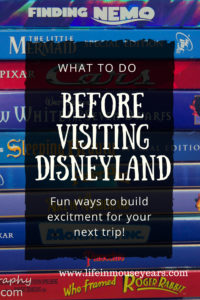 What to do Months Before Visiting Disneyland. www.lifeinmouseyears.com #disneyland #disney #familyvacation #california