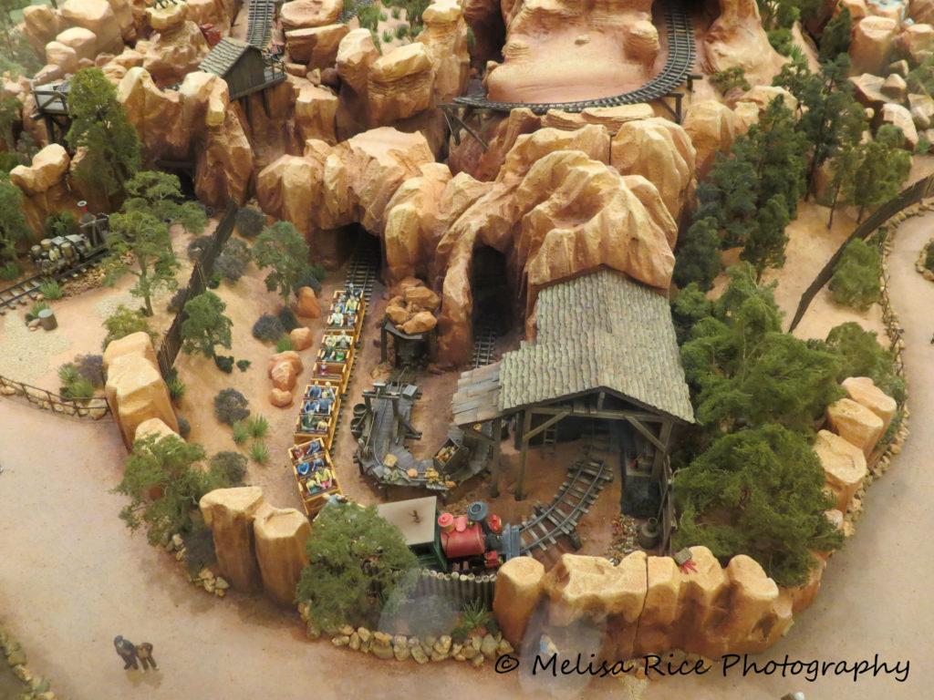 A look at Disneyland's Big Thunder Mountain Railroad. www.lifeinmouseyears.com #lifeinmouseyears #disneyland #bigthundermountainrailroad