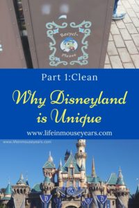 Why Disneyland is Unique Part 1 Clean www.lifeinmousyears.com #lifeinmouseyears #disneyland #disney