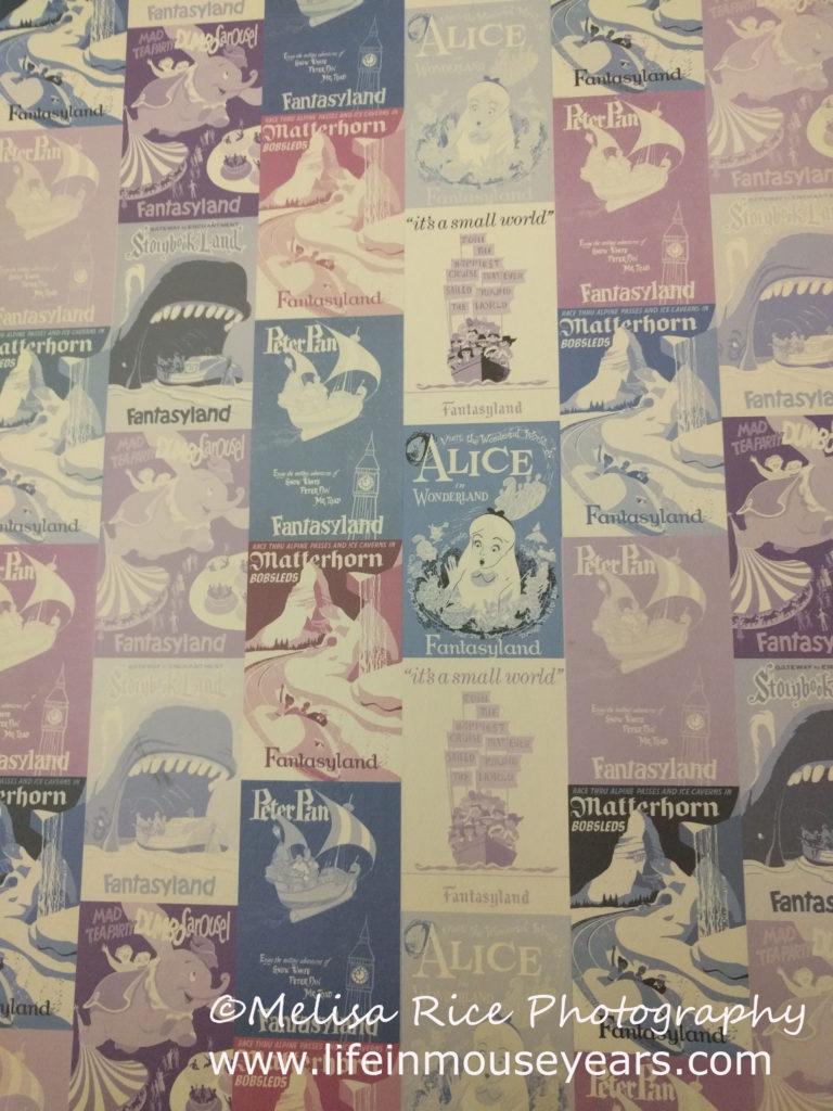 Secrets About Disneyland Bathrooms. Bathroom. Wallpaper.