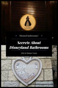 Secrets About Disneyland Bathrooms www.lifeinmouseyears.com #lifeinmouseyears #disneyland #disneybathrooms