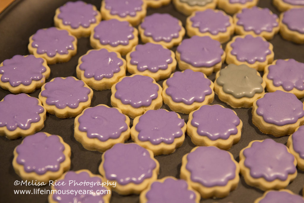Alice in Wonderland cupcakes. DIY Disney