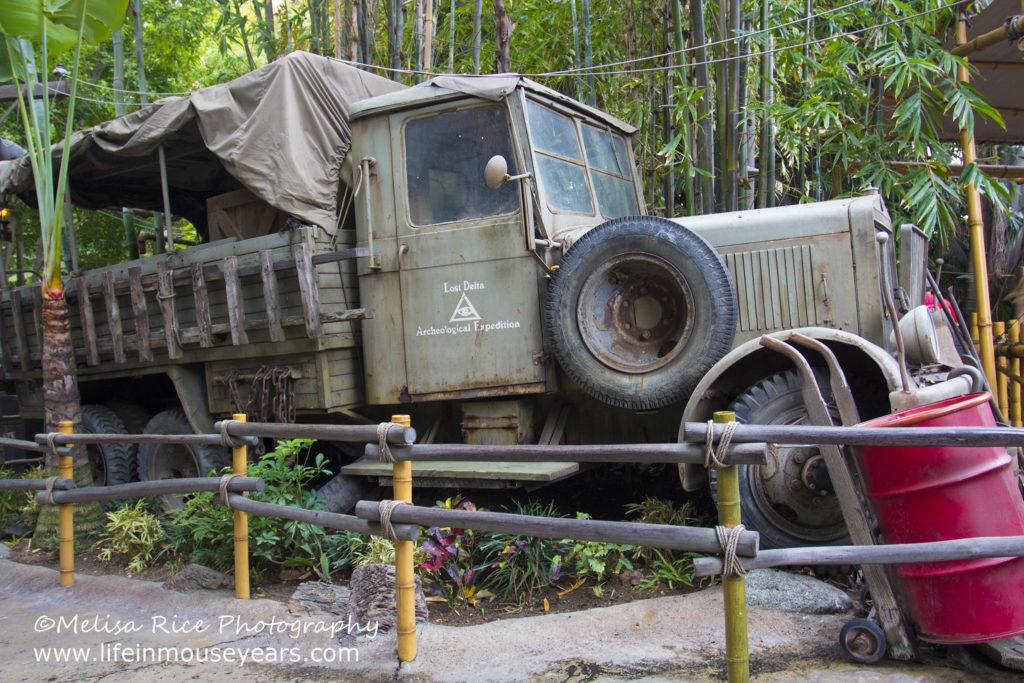 Indiana Jones Adventure Disneyland turns 23.