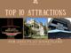 Top 10 Attractions for Adults at Disneyland.