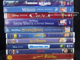Disney movies to watch before visiting Disneyland.