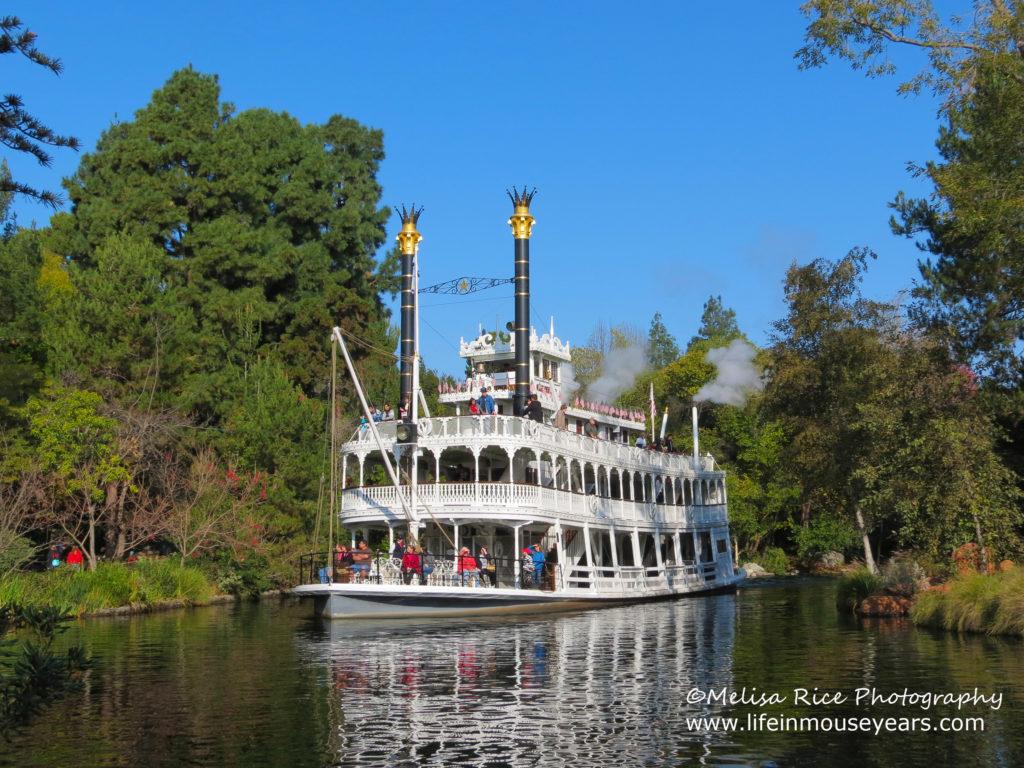 10 Secrets of Mark Twain Riverboat. Disneyland