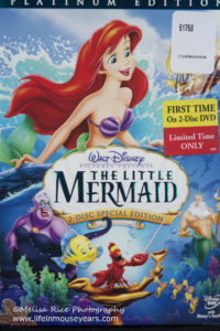 Movies to Watch Before Visiting Disneyland. The Little Mermaid