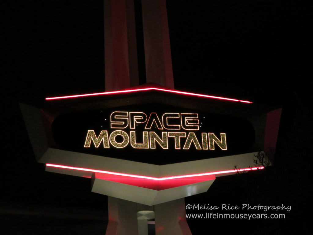 Attractions Ride Speed at Disneyland Resort