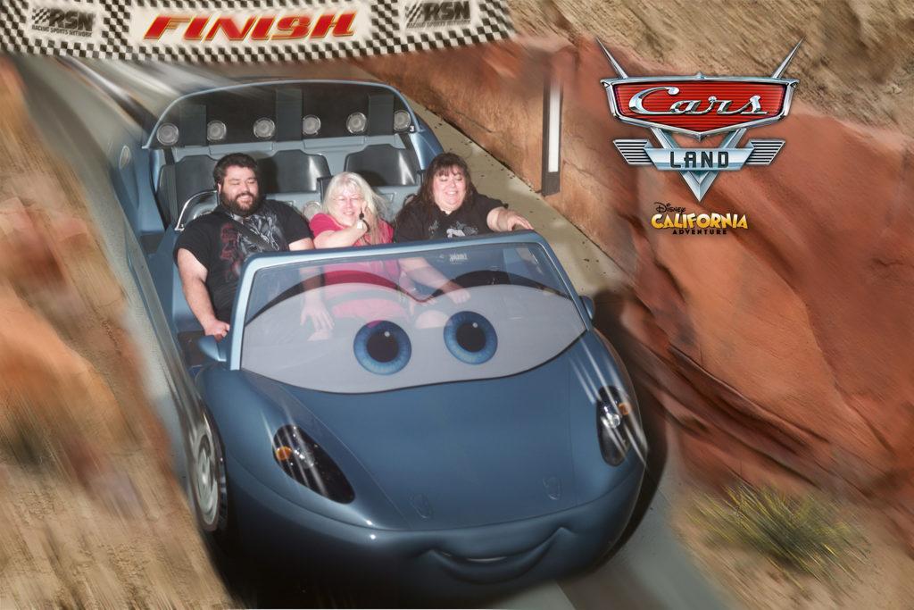 Disneyland Resort Pixar Attractions