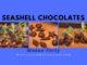 Seashell Chocolates for Moana Party