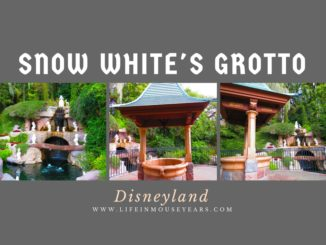 Snow White's Grotto Disneyland