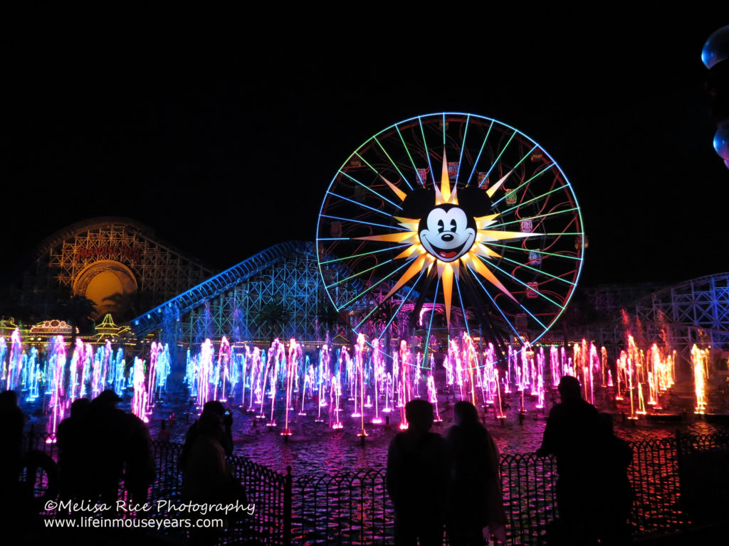 Top 5 Things to do in California Adventure After Dark