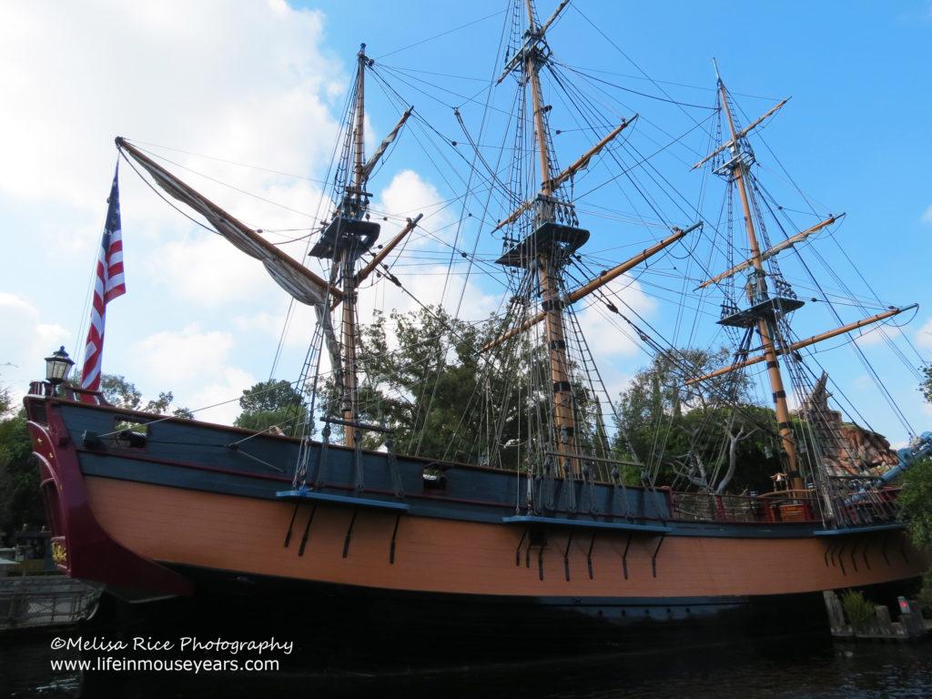 Fun Facts Sailing Ship Columbia