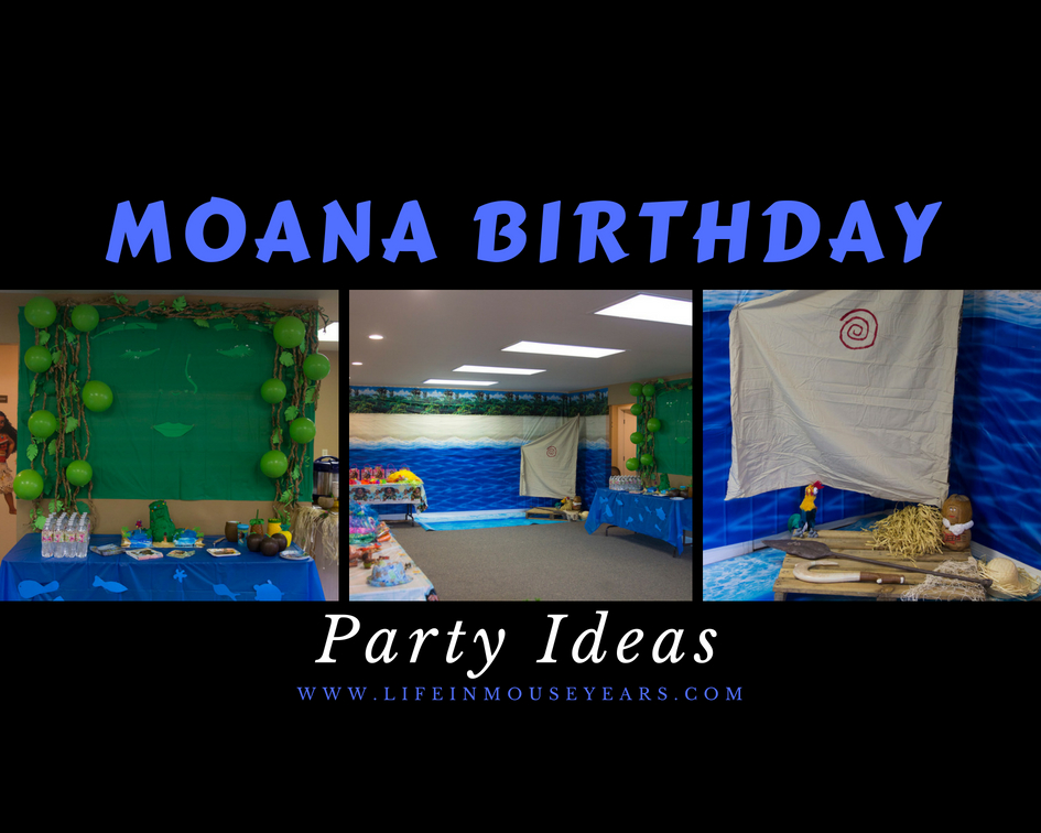 Fabulous Moana Birthday Party Ideas Life In Mouse Years Beatyapartments Chair Design Images Beatyapartmentscom