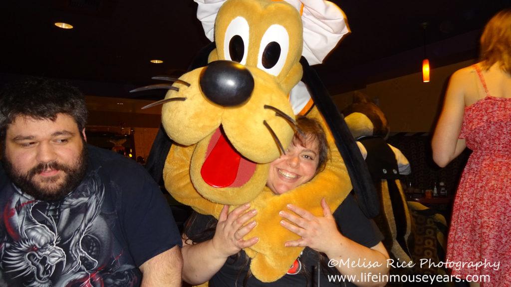 Disneyland Resort Character Dining.