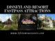 Disneyland Resort FastPass Attractions