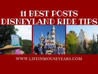 11 Best Posts Disneyland Ride Tips. www.lifeinmouseyears.com #lifeinmouseyears #disneyland #disneyparks #fastpass #fastpassattractions #california #disneylandrides