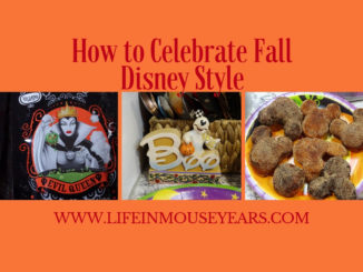 How to Celebrate Fall Disney Style. www.lifeinmouseyears.com #lifeinmouseyears #disney #disneyfoods #party #disneyparty #disneytheme #celebrate