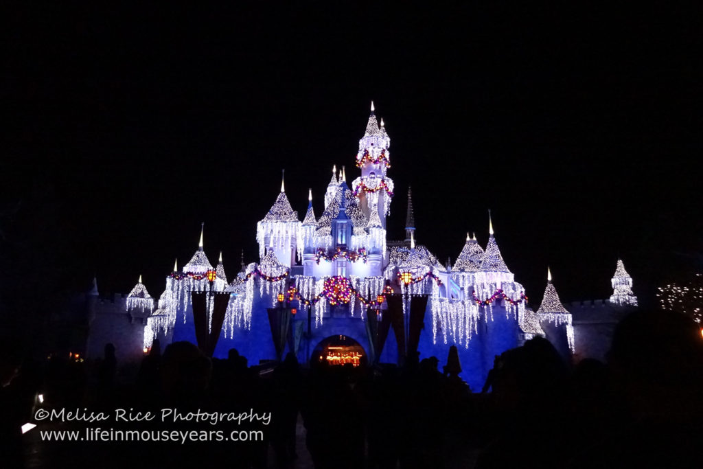 Times Disneyland Closed through the years www.lifeinmouseyears.com #lifeinmouseyears #disneyland #disneyparksclosed #sleepingbeautycastle