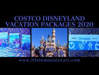 Costco Disneyland Vacation Packages 2020 www.lifeinmouseyears.com #disneyland #costcotravel #lifeinmouseyears #travelpackages #disneytravelpackages #california #disneyplanning #travel