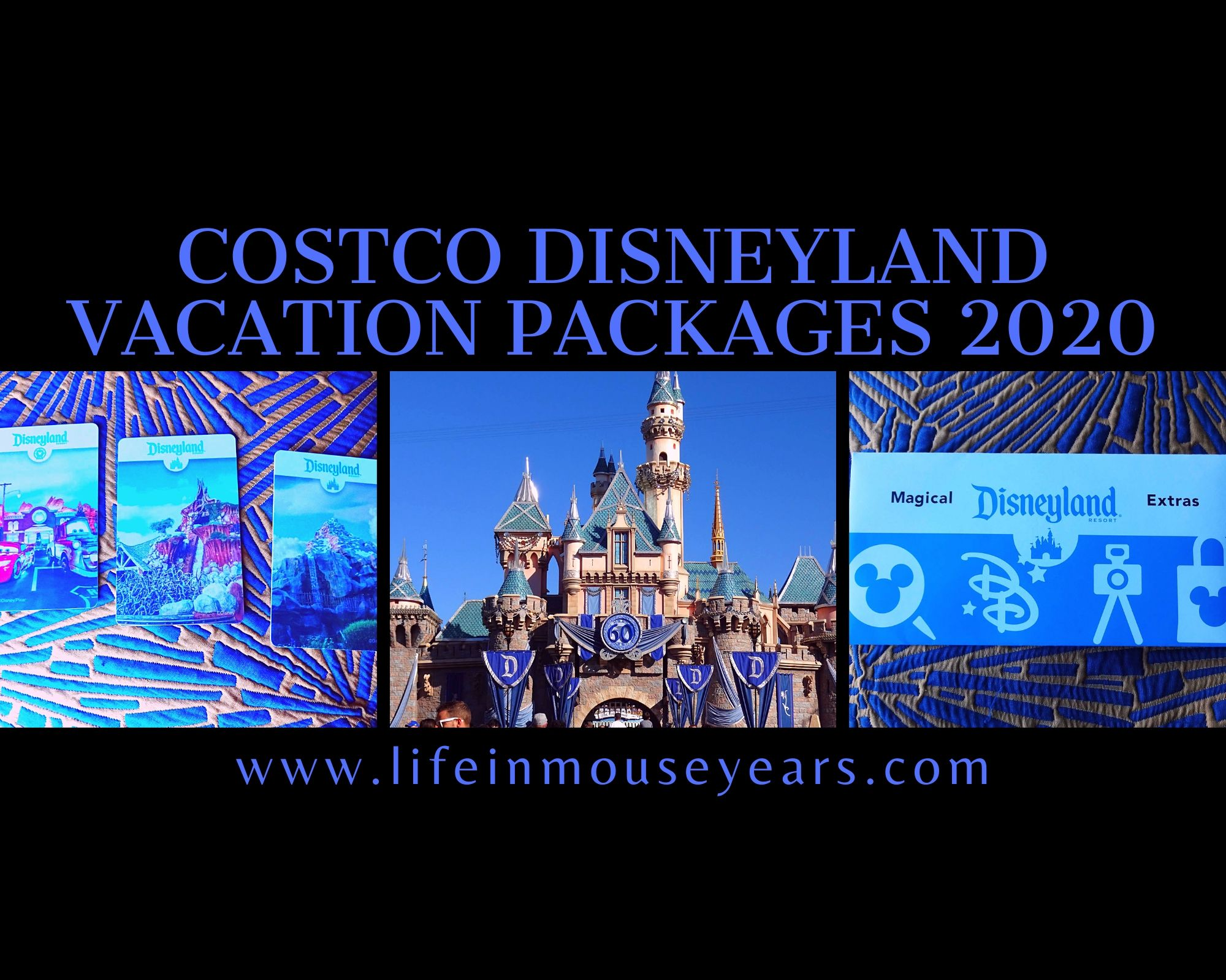 Costco Disneyland Vacation Packages 2020  Life in Mouse Years