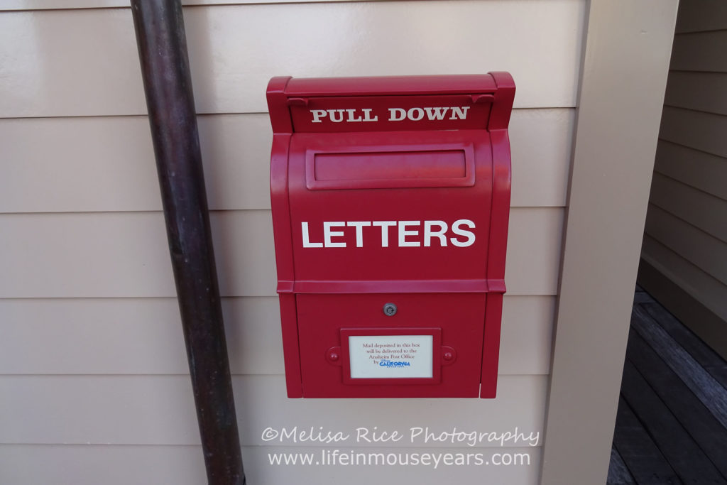 www.lifeinmouseyears.com #lifeinmouseyears #mailboxes #califonriaadventure #pixarpier