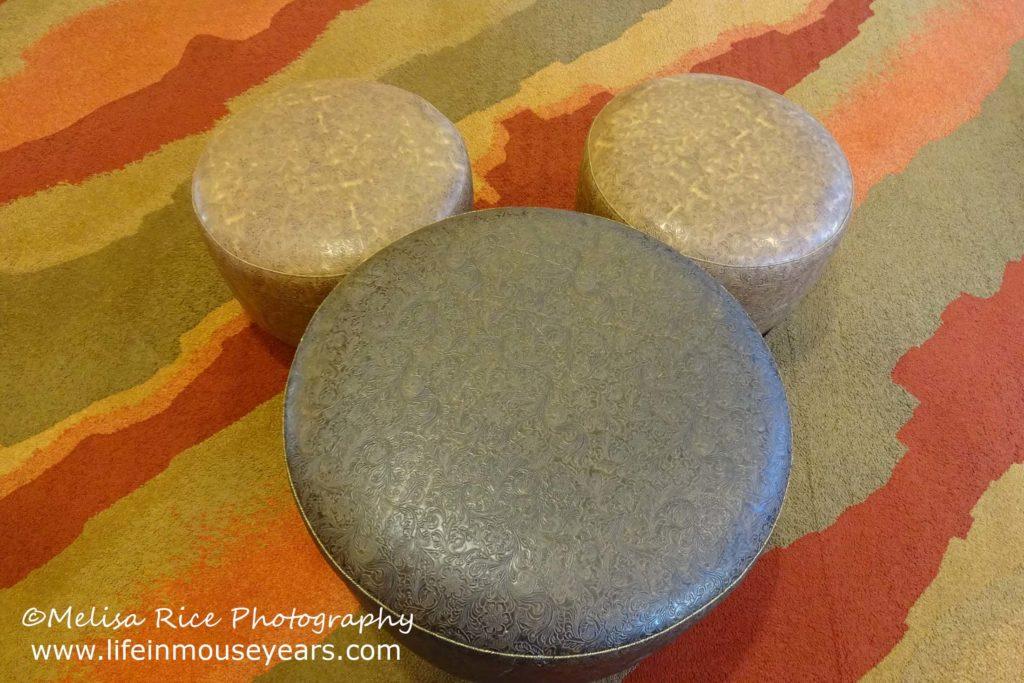 Exploring Disneyland Hotel's Frontier Tower www.lifeinmouseyears.com #lifeinmouseyears #disneylandhotel #hiddenmickey