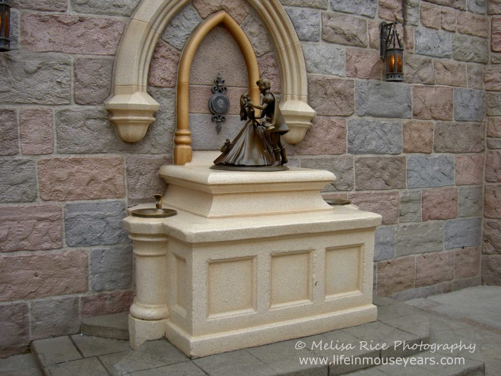 Secrets of Sleeping Beauty Castle www.lifeinmouseyears.com #lifeinmouseyears #disneyland #sleepingbeautycastle