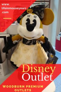 Disney Outlet at Woodburn Premium Outlet www.lifeinmouseyears.com #lifeinmouseyears #disneyoutlet #woodburnpremiumoutlets