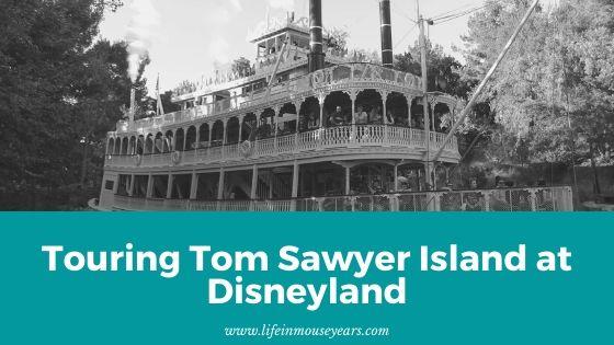 Touring Tom Sawyer Island at Disneyland www.lifeinmouseyears.com #lifeinmouseyears #tomsawyerisland #pirateslair #disneyland #frontierland