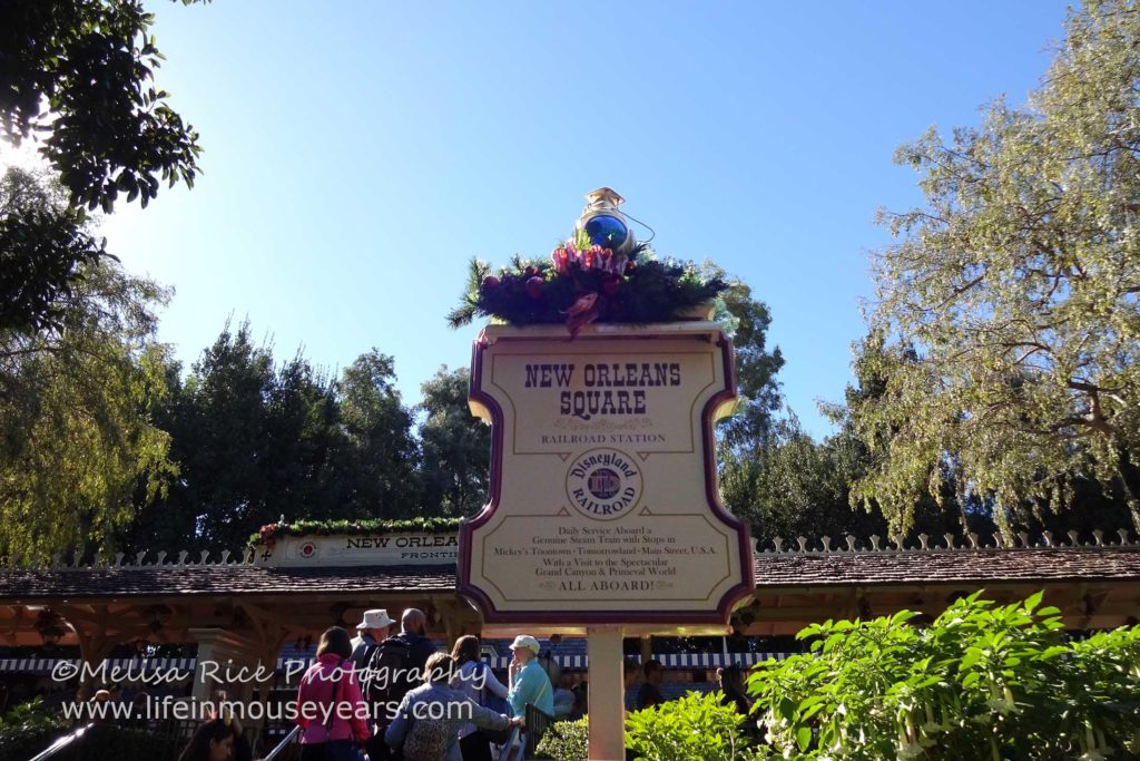 Exploring New Orleans Square www.lifeinmouseyears.com #lifeinmouseyears #disneyland #neworleanssquare