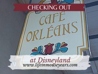 www.lifeinmouseyears.com #lifeinmouseyears #disneyland #cafeorleans #disneyfood