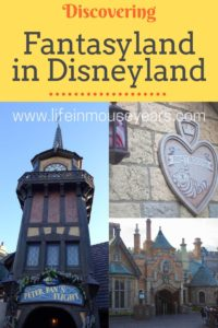 www.lifeinmouseyears.com #lifeinmouseyears #disneyland #fantasyland #pinocchio