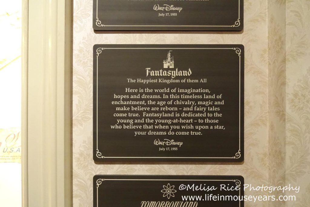 www.lifeinmouseyears.com #lifeinmouseyears #disneyland #fantasyland #dedication
