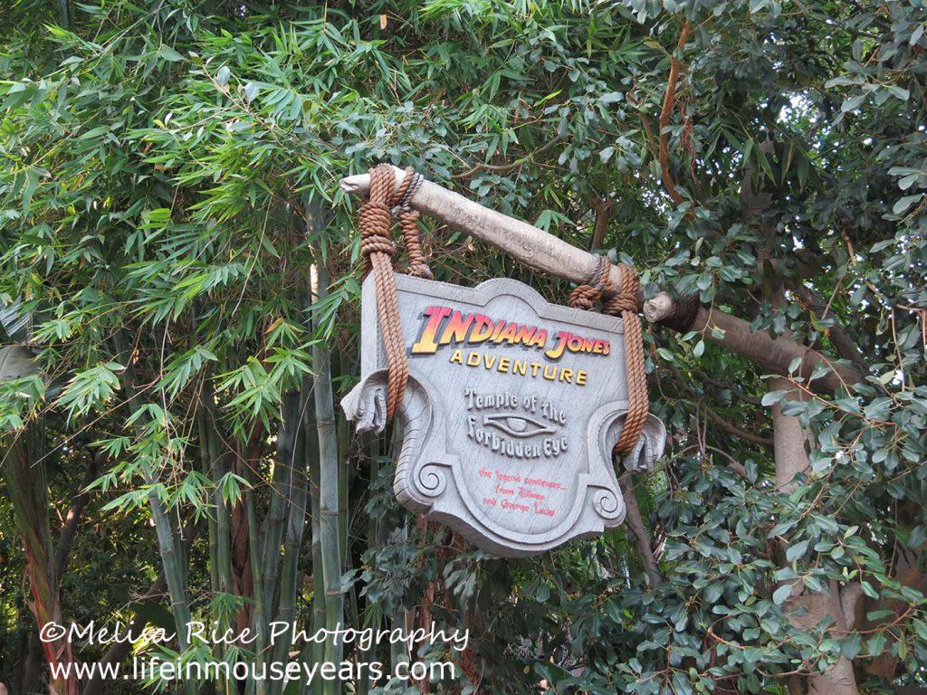 www.lifeinmouseyears.com #lifeinmouseyears #adventureland #disneyland #indianajonesadventure