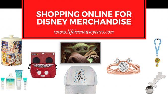 www.lifeinmouseyears.com #lifeinmouseyears #disneymerch #disneymerchandise