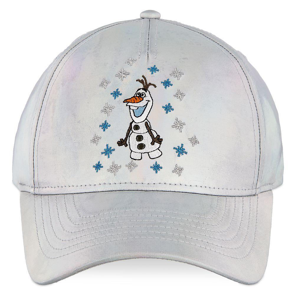 kids Olaf baseball hat. www.lifeinmouseyears.com #lifeinmouseyears #disneymerch #disneymerchandise