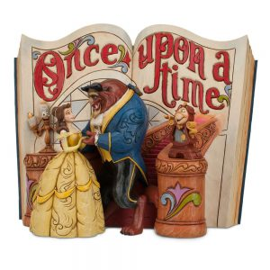 Beauty and the Beast Jim Shore www.lifeinmouseyears.com #lifeinmouseyears #disneymerch #disneymerchandise