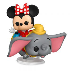 Minnie Mouse Dumbo Funko Pop www.lifeinmouseyears.com #lifeinmouseyears #disneymerch #disneymerchandise