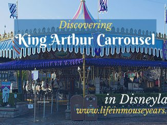 Discovering King Arthurs Carrousel at Disneyland www.lifeinmouseyears.com #lifeinmouseyears #kingarthurscarrousel